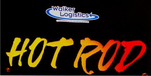 walker logisitcs and hot rod digital logos